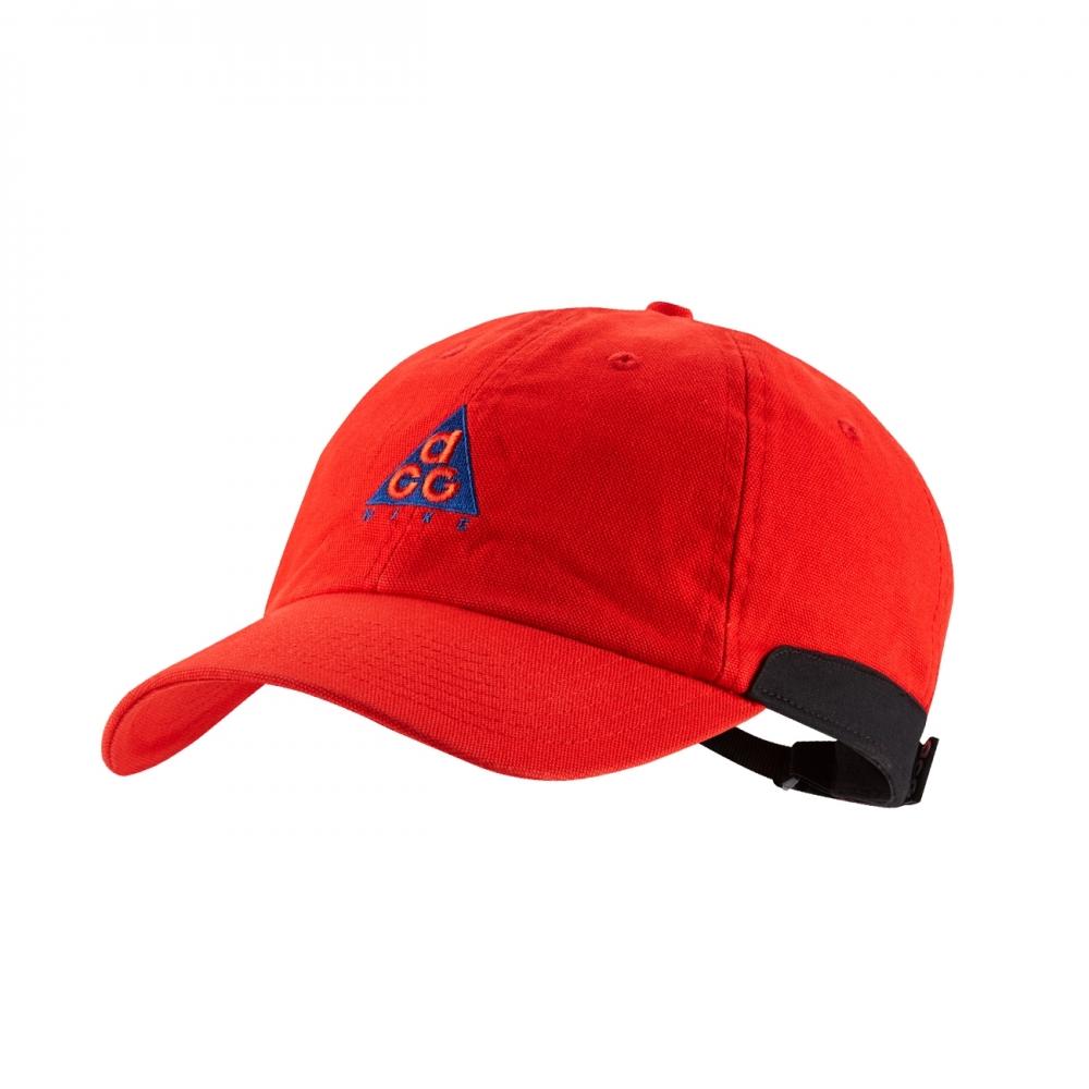 Nike ACG H86 QS Cap (Habanero Red/Game Royal)