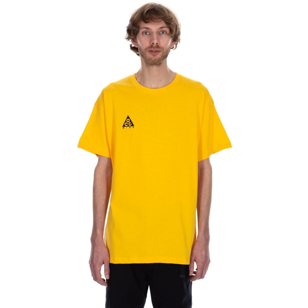 Nike ACG NRG Logo T-Shirt (Amarillo/Black)