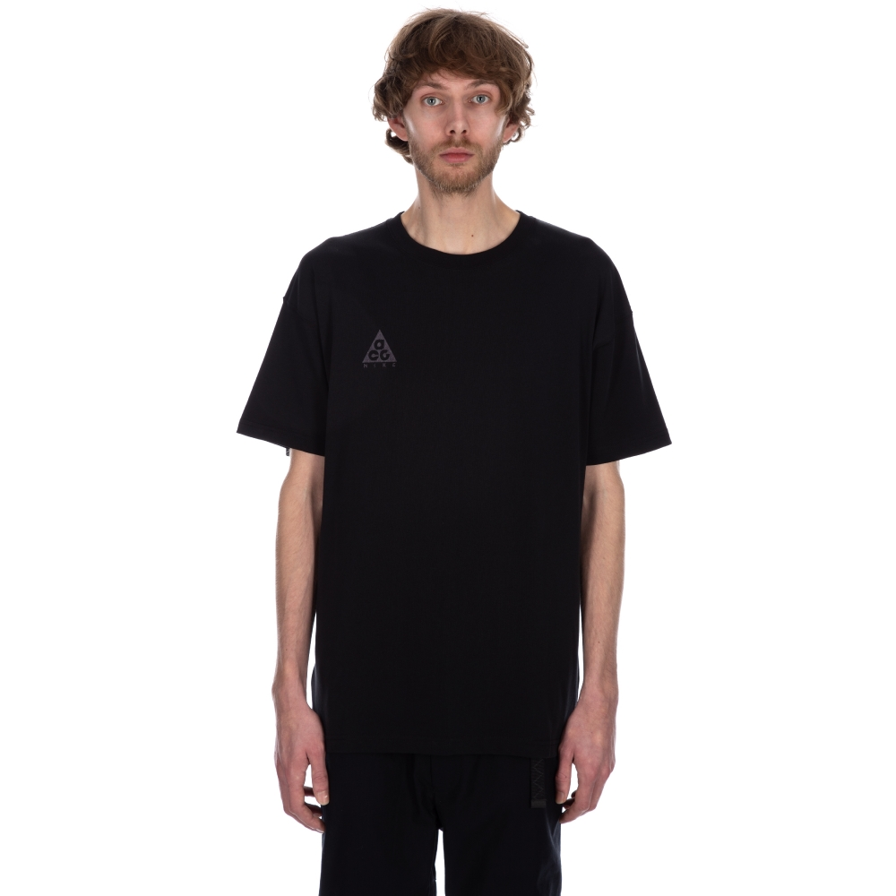 Nike ACG NRG Logo T-Shirt (Black/Anthracite)