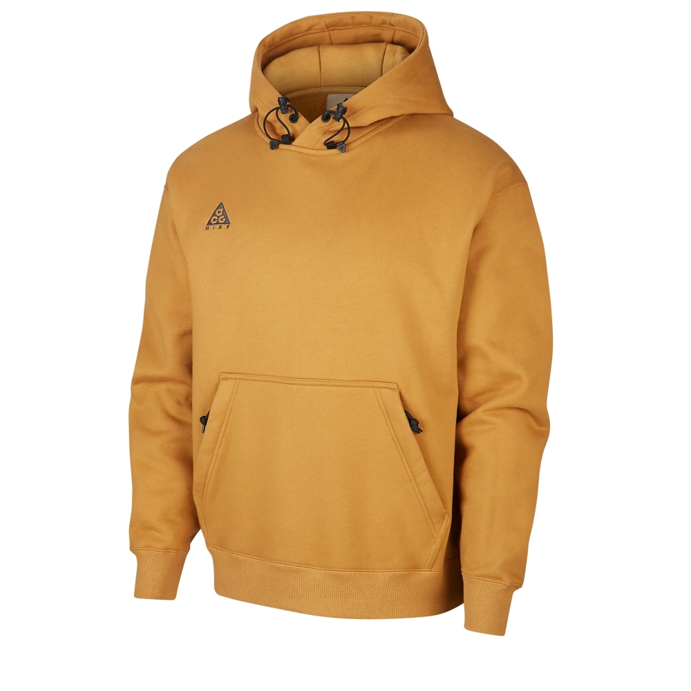Nike ACG Pullover Hooded Sweatshirt (Wheat/Anthracite)