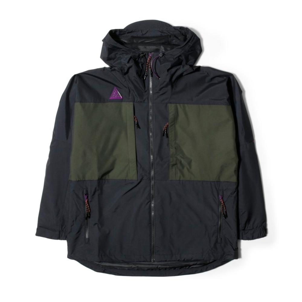 7087e99b0 Nike ACG Sportswear Anorak (Black/Sequoia/Black) - AQ2294-010 ...