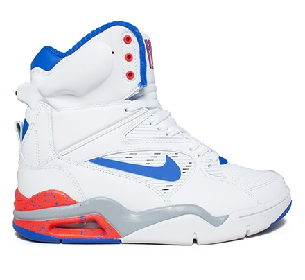 ... Release Date  Nike Air Command Force (White Lyon Blue-Bright Crimson-Wolf  Grey) ... a16ee0487