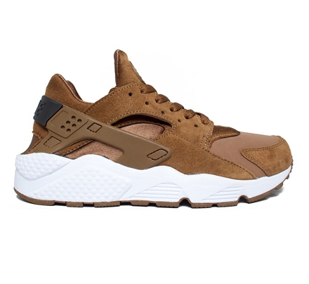 Nike Air Huarache 'Umber Brown' (Umber/Black-White)