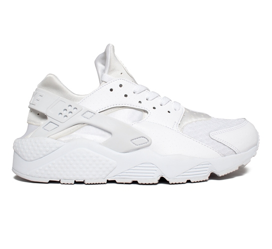 Nike Air Huarache (White/White-Pure Platinum)