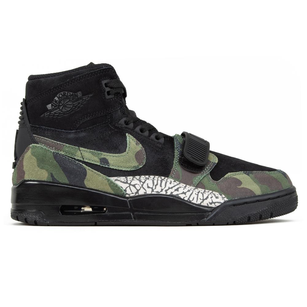 Jordan Brand Nike Air Jordan Legacy 312 'Camo Green' (Black/Camo Green-Black)