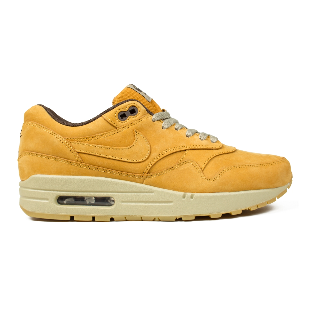 Nike: Air Max 1 Leather Premium BronzeBronze Baroque