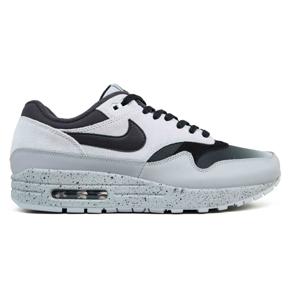 Air Max 1 Gris Noir Et Blanc Chat