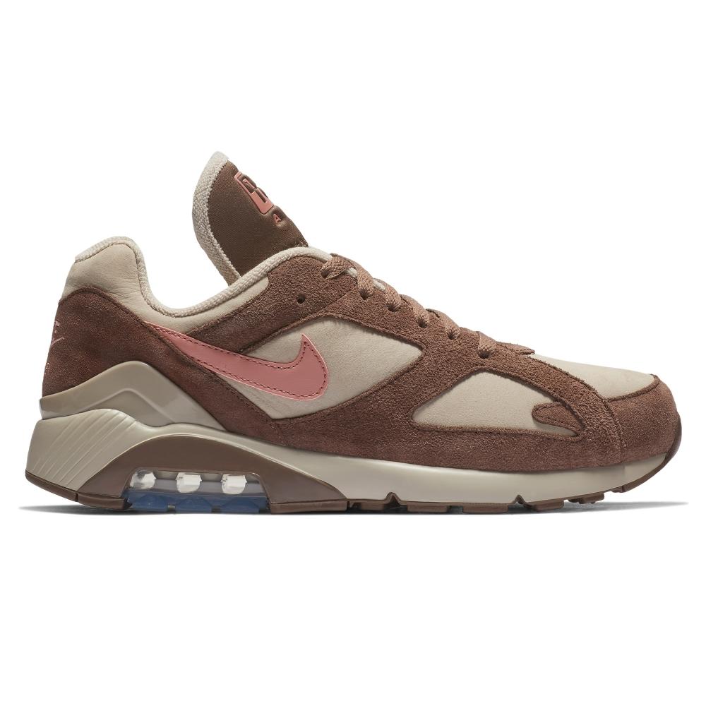Nike Air Max 180 (String/Rust Pink-Baroque Brown)