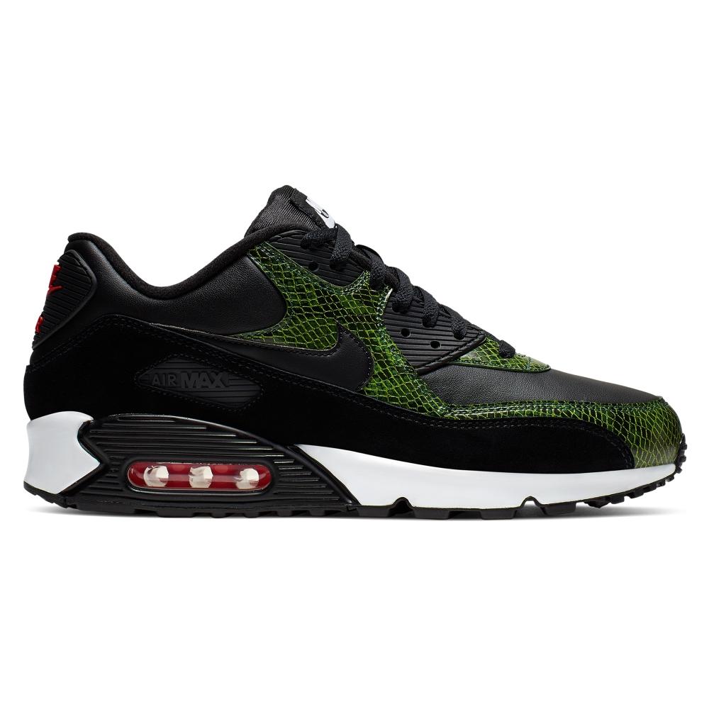 Nike Air Max 90 QS *Python Pack* (Black Black Cyber Fir)
