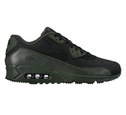 9c8619144f2 Nike Air Max 90 Winter Premium (Carbon Green Black) - Consortium.