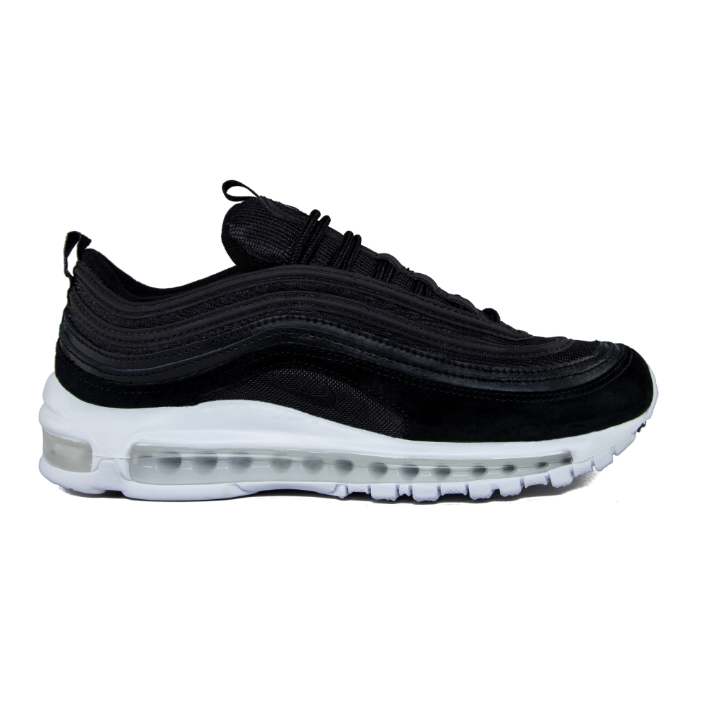 nike air max 97 black and white release