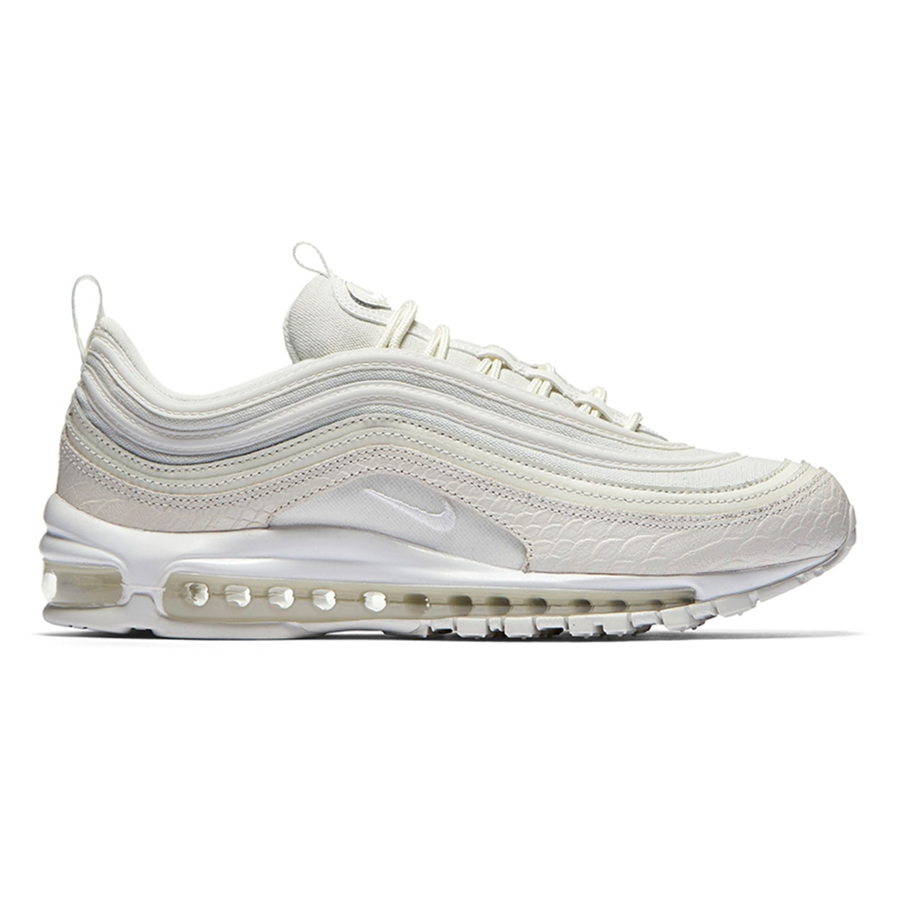 nike air max 97 39 white snakeskin 39 summit white summit. Black Bedroom Furniture Sets. Home Design Ideas