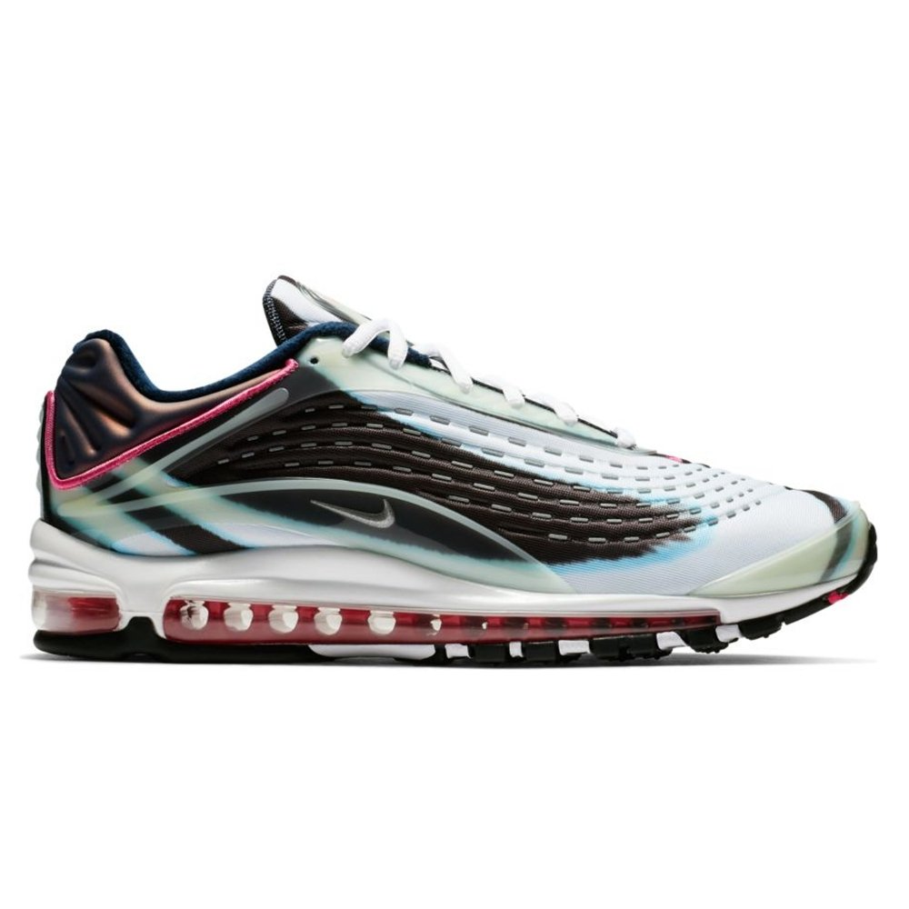 newest 6e2b0 2754f Nike Air Max Deluxe 'Enamel Green'