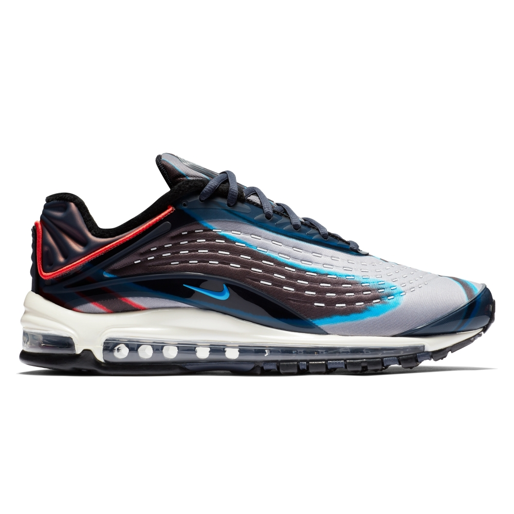 huge selection of 7483e 72862 Nike Air Max Deluxe  Party On  (Thunder Blue Photo Blue-Wolf