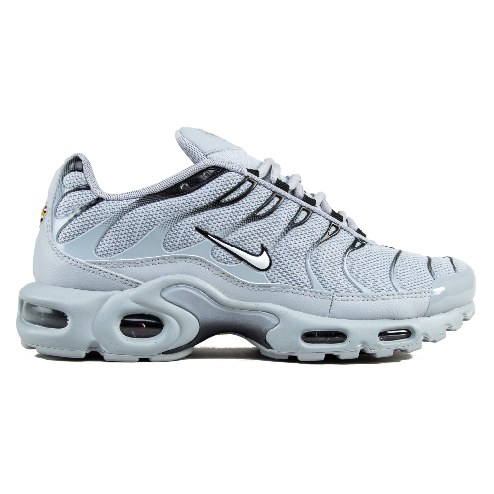Nike Air Max Plus Chat Gris Et Blanc