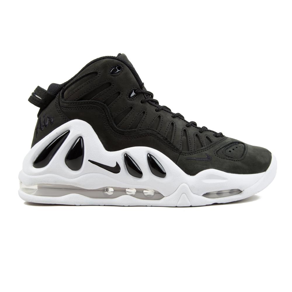 Nike Air Max Uptempo 97 'Black Pack' (Black/Black-White)