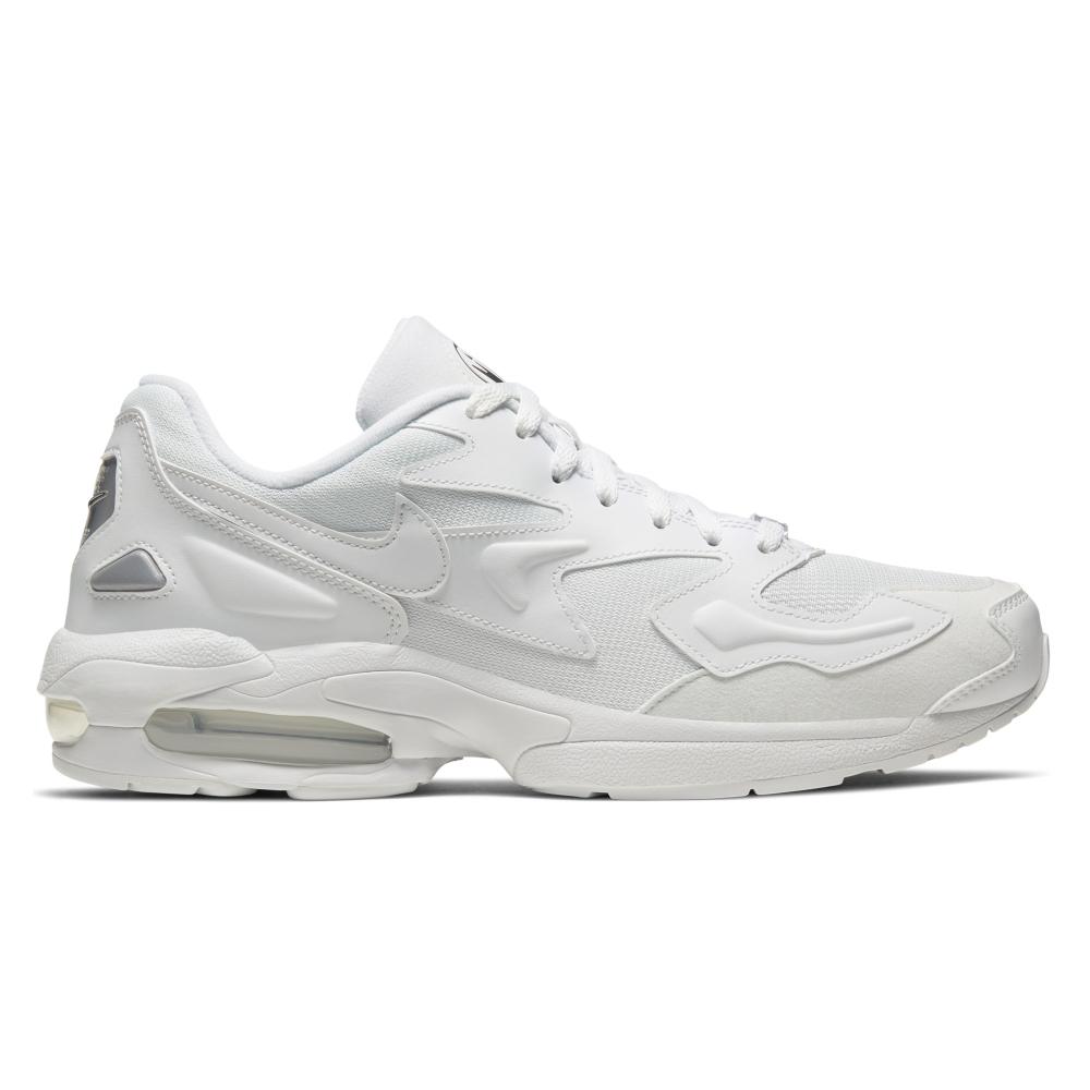 Nike Air Max2 Light (Off White/Off White)