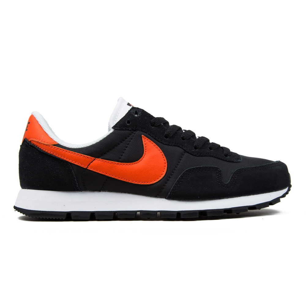Nike Air Pegasus 83 (Black/Team Orange-Summit White-Pure Platinum)