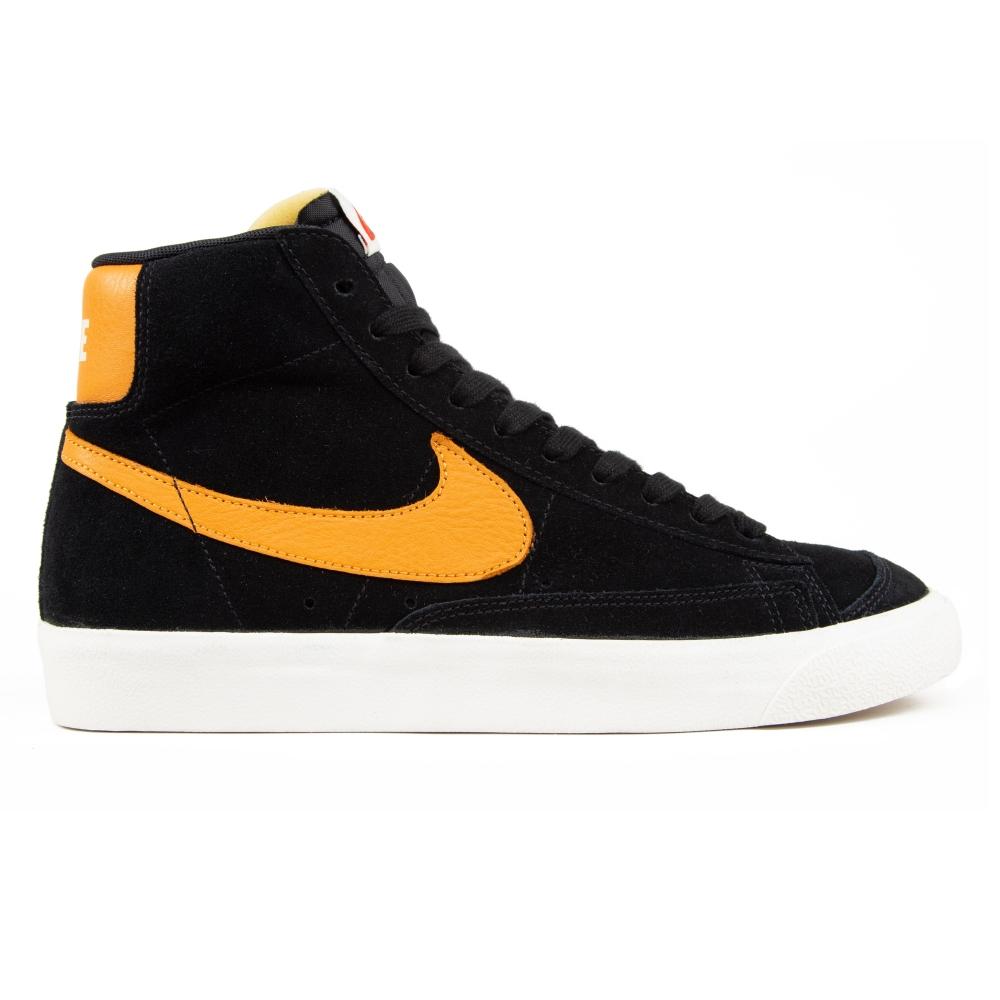 Nike Blazer '77 (Black/Amber Rise-Sail)