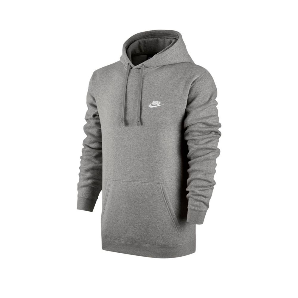 big sale ac5f2 38651 Nike Club Pullover Hooded Sweatshirt