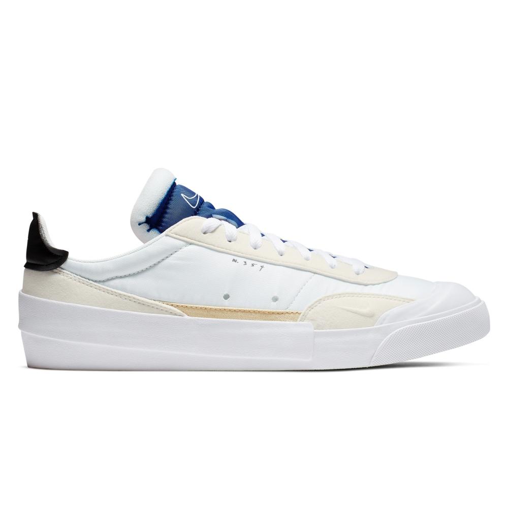 Nike Drop Type LX (Summit White/Black-White-Deep Royal Blue)