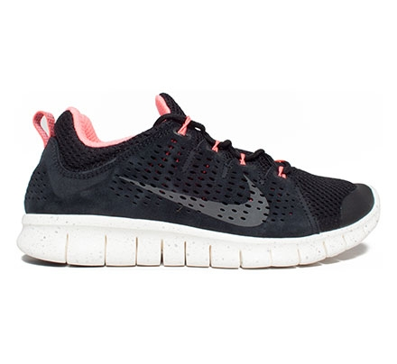 Nike Free Powerlines II LTR (Black Dark Grey-Sail-Metallic Silver ... 2fb794e77
