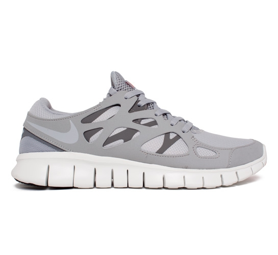 reputable site d1f7f e850d Nike Free Run 2 EXT (Wolf GreyWolf Grey-Cool Grey)