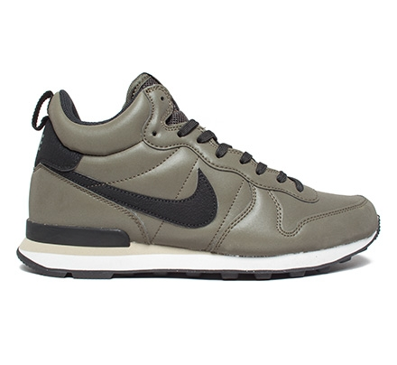 nike internationalist mid 39 reflective 39 qs cargo khaki. Black Bedroom Furniture Sets. Home Design Ideas