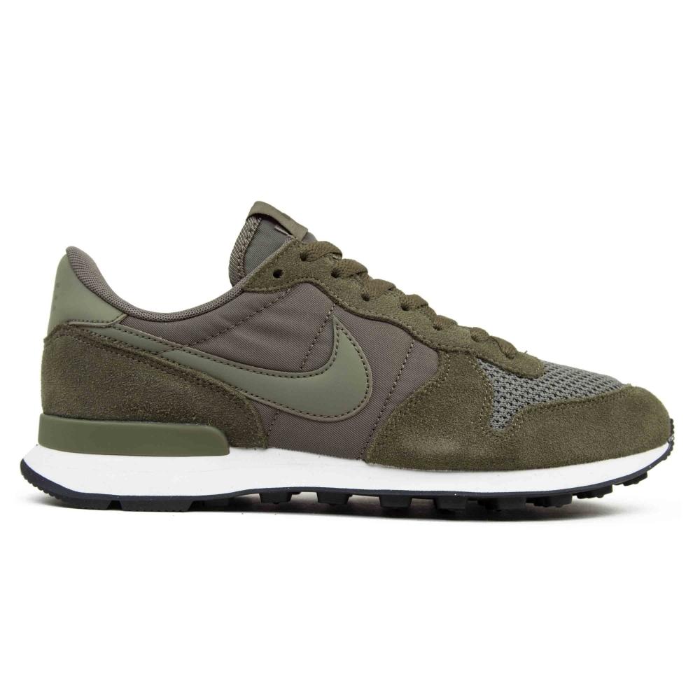 reputable site e0df5 425fc Nike Internationalist SE (Medium OliveMedium Olive-Sail-Black)
