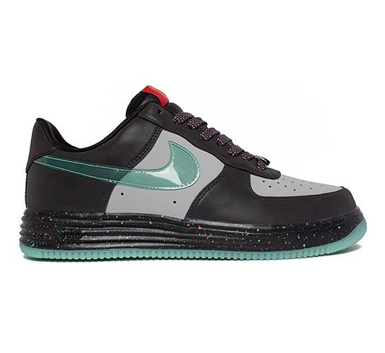 a9434f6269b7 Nike Lunar Force 1 YOH QS (Wolf Grey Green Mist-Anthracite-Black ...