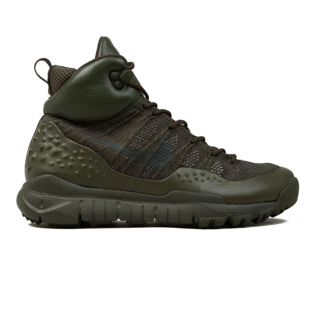 Nike Lupinek Flyknit (Cargo Khaki/Sequoia)