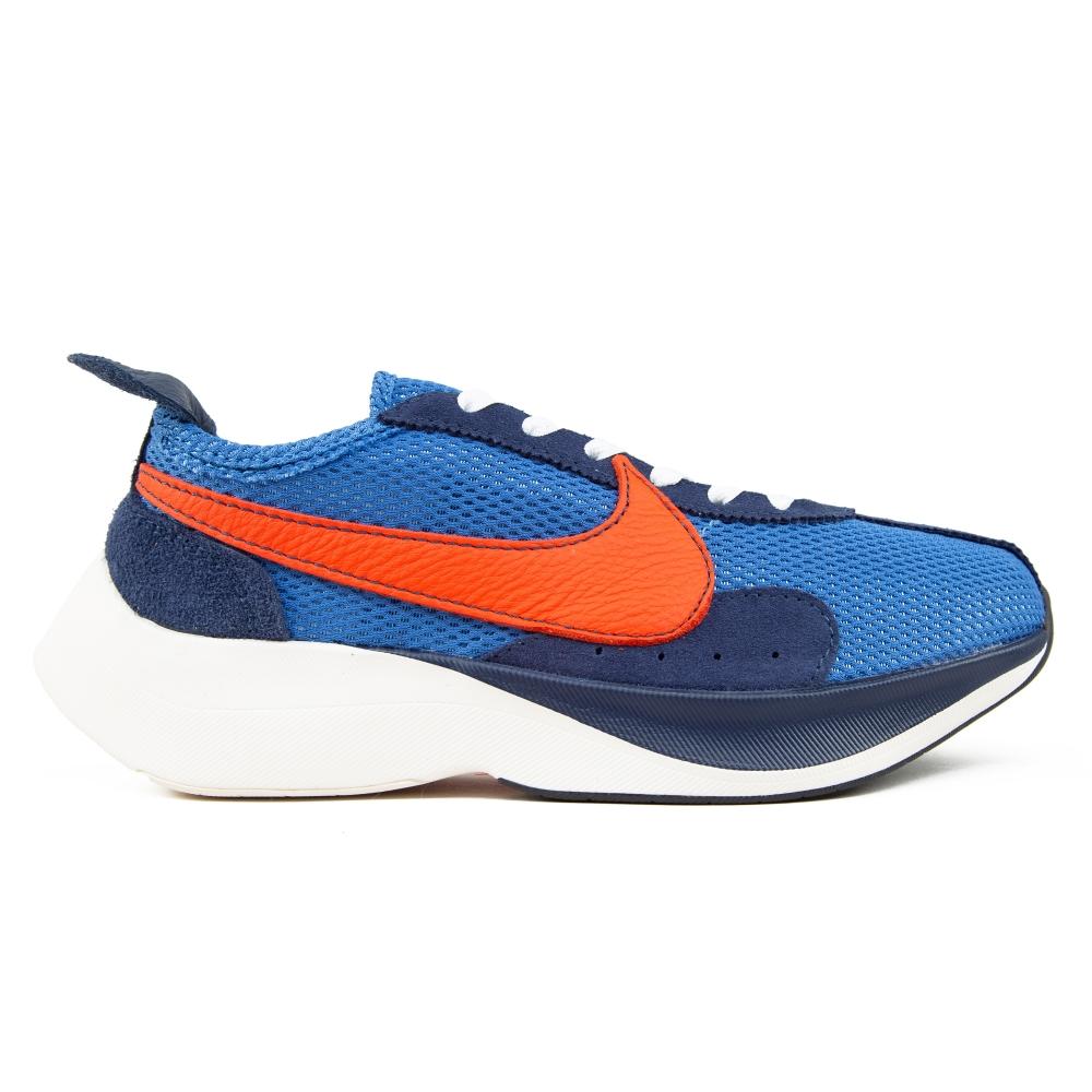 Nike Moon Racer 'Mountain Blue' QS (Mountain Blue/Team Orange-Midnight Navy)