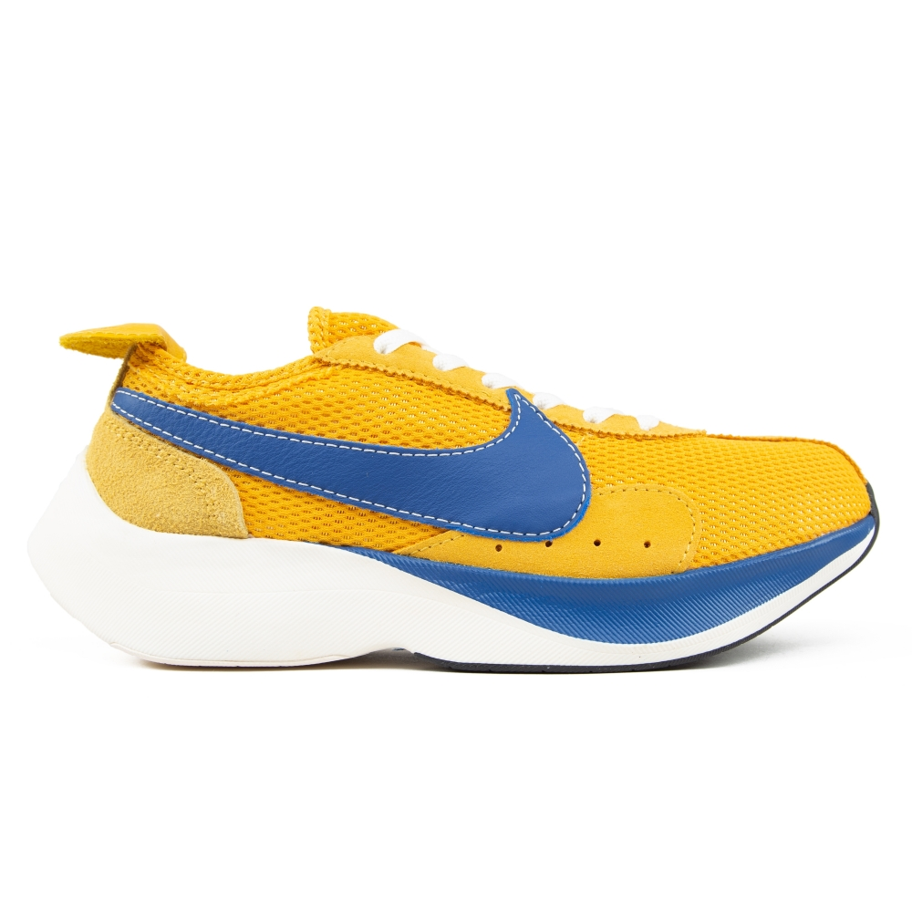 Nike Moon Racer 'Yellow Ochre' QS (Yellow Ochre/Gym Blue-Sail)