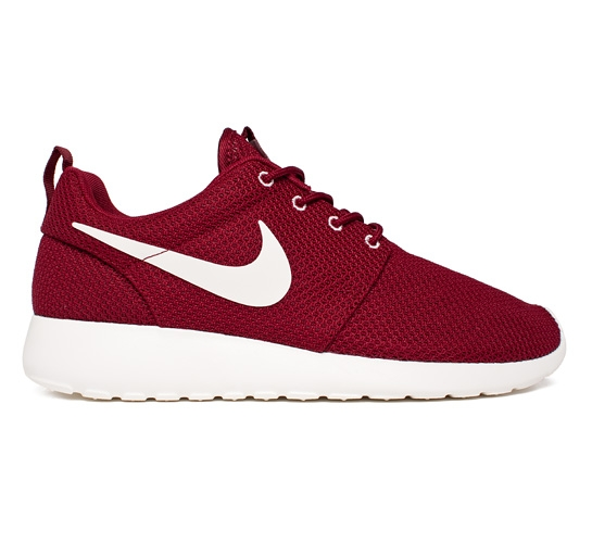 Nike Roshe Run (Team Red/Sail)
