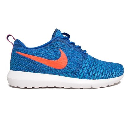 reputable site 729bf d324c ... czech nike rosherun flyknit nm game royal bright crimson blue lagoon  black ffe1d e4902