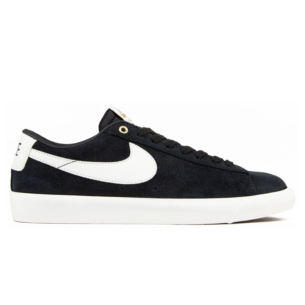 Nike SB Blazer Low Grant Taylor (Black/Sail)