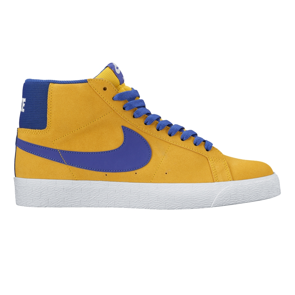 new product f7021 facd2 nike blazer mid gialle
