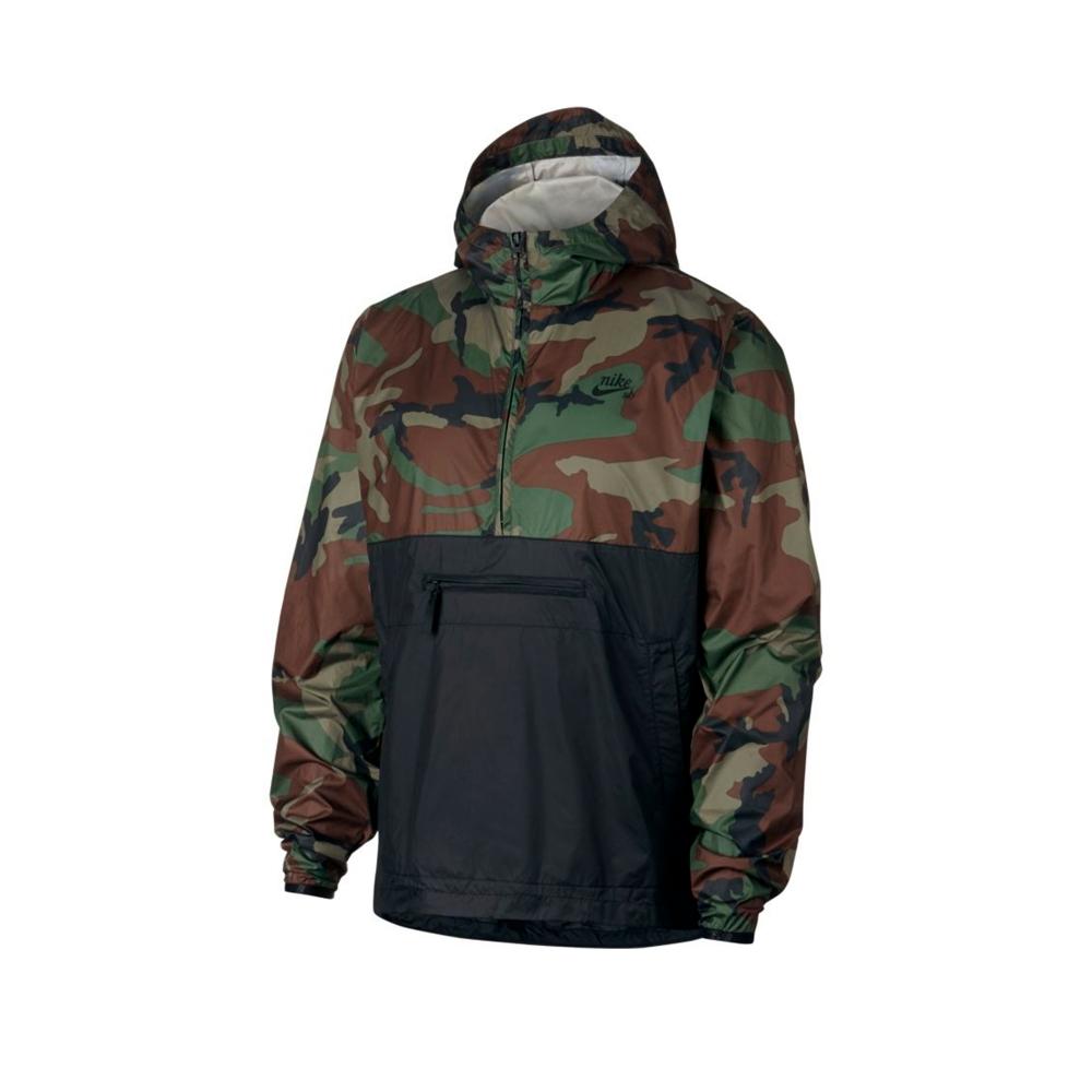 Anorak Jacket Nike SB Nike Camo H29YDIWE