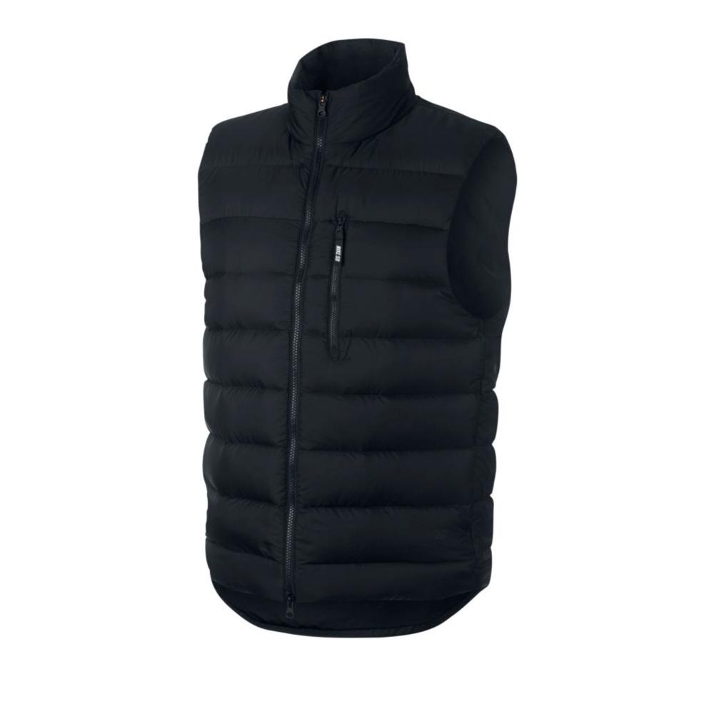 Nike SB Down Fill Vest (Black/Black-Black)