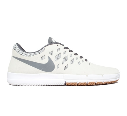 Nike SB Free (Sail/Cool Grey-White)