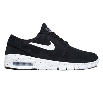 Nike SB Stefan Janoski Max L (Black/White)
