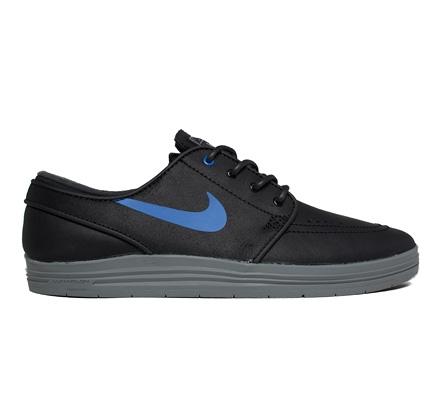 Nike SB Lunar Stefan Janoski (Black Game Royal-Cool Grey) - Consortium. 5b604998d006