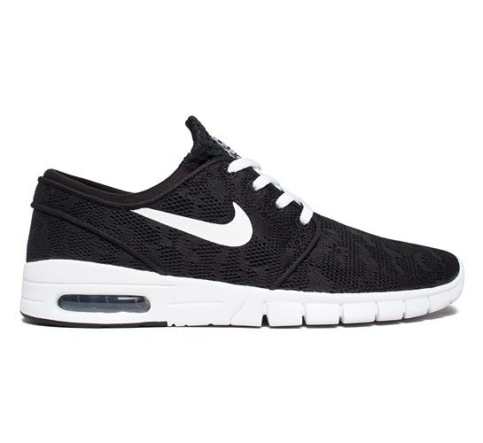 Nike SB Stefan Janoski Max (Black/White)