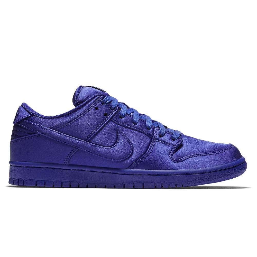 Nike SB x NBA Dunk Low TRD (Deep Royal Blue/Deep Royal Blue)