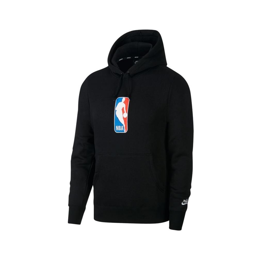 Nike SB x NBA Icon Pullover Hooded Sweatshirt (Black/White)