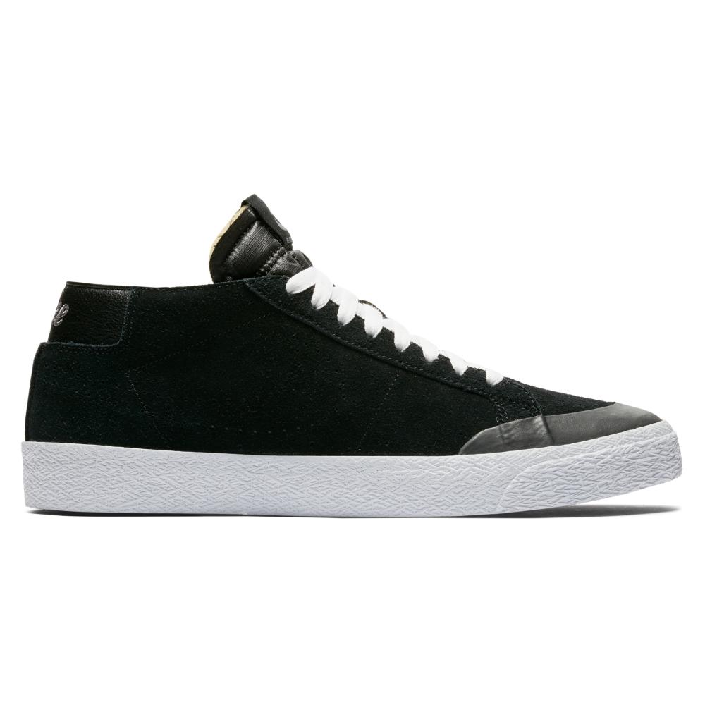 Nike SB Zoom Blazer Chukka XT (Black/Black-Gunsmoke)