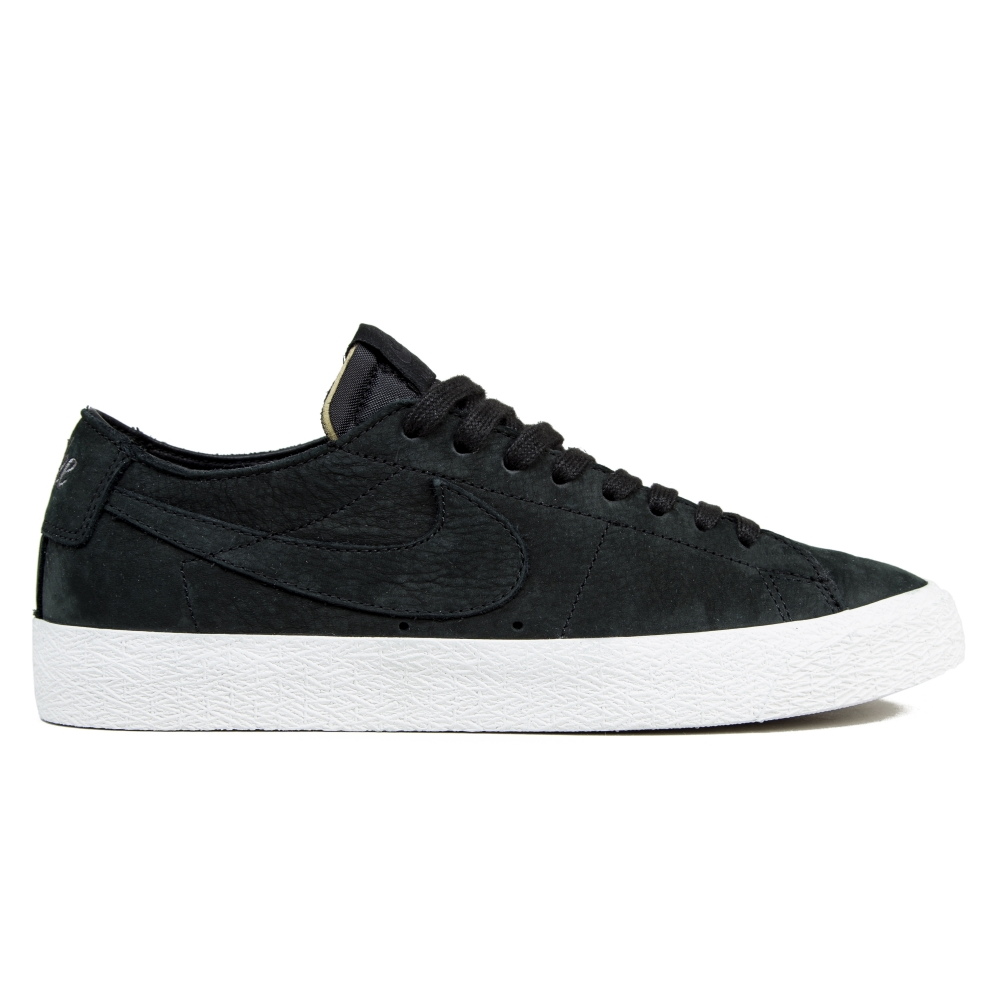 Nike SB Zoom Blazer Low Deconstructed (Black Black-Anthracite ... d6287db39
