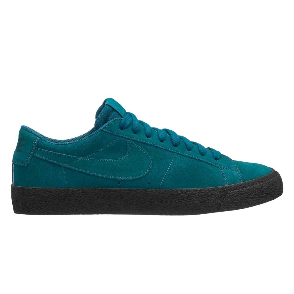 Nike SB Zoom Blazer Low (Geode Teal/Geode Teal-Black)