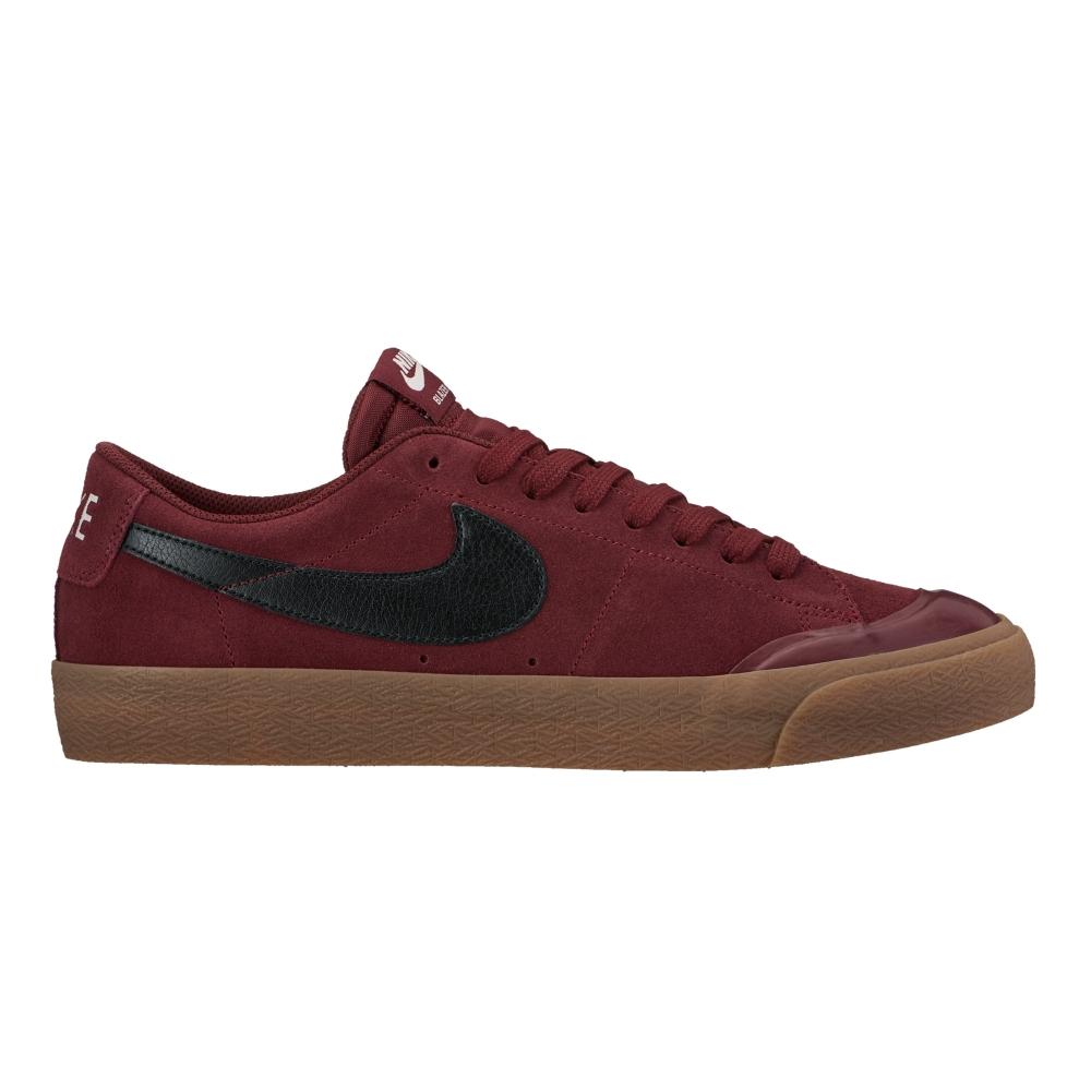Nike SB Zoom Blazer Low XT (Dark Team Red Black-Gum Light Brown-Sail ... ec361909f34c