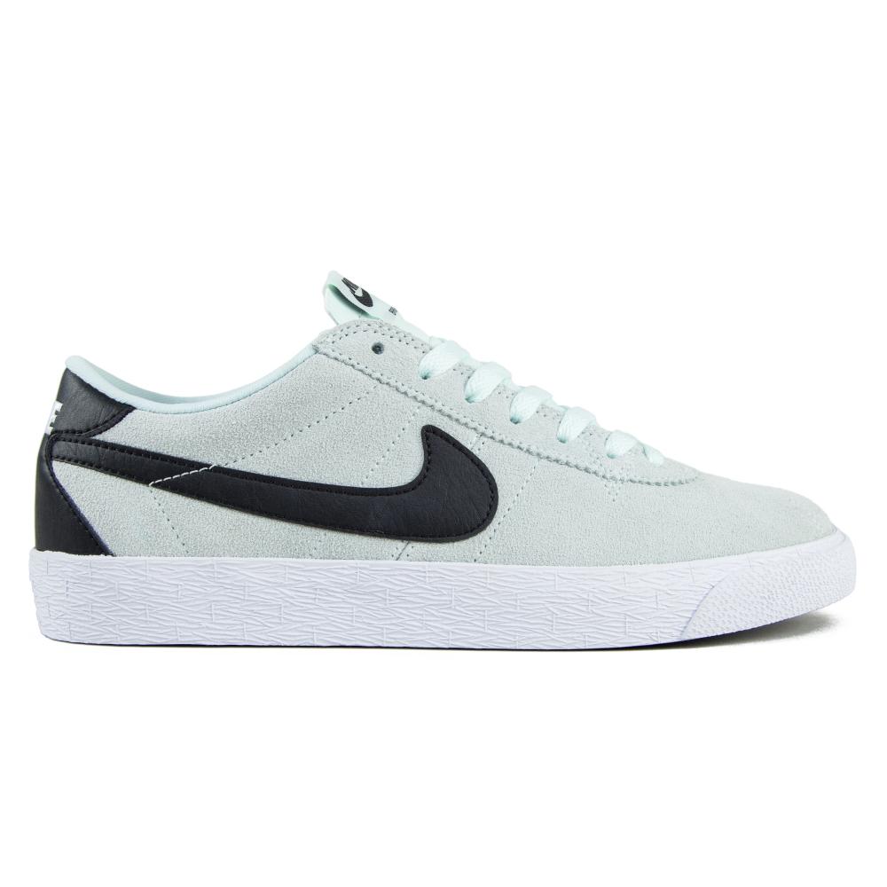 new style 5a3b8 27885 Nike SB Zoom Bruin Premium SE (Barely GreenBlack-White-Black)